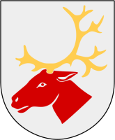 Piteå vapen: By Lokal_Profil, CC BY-SA 2.5, https://commons.wikimedia.org/w/index.php?curid=2895917