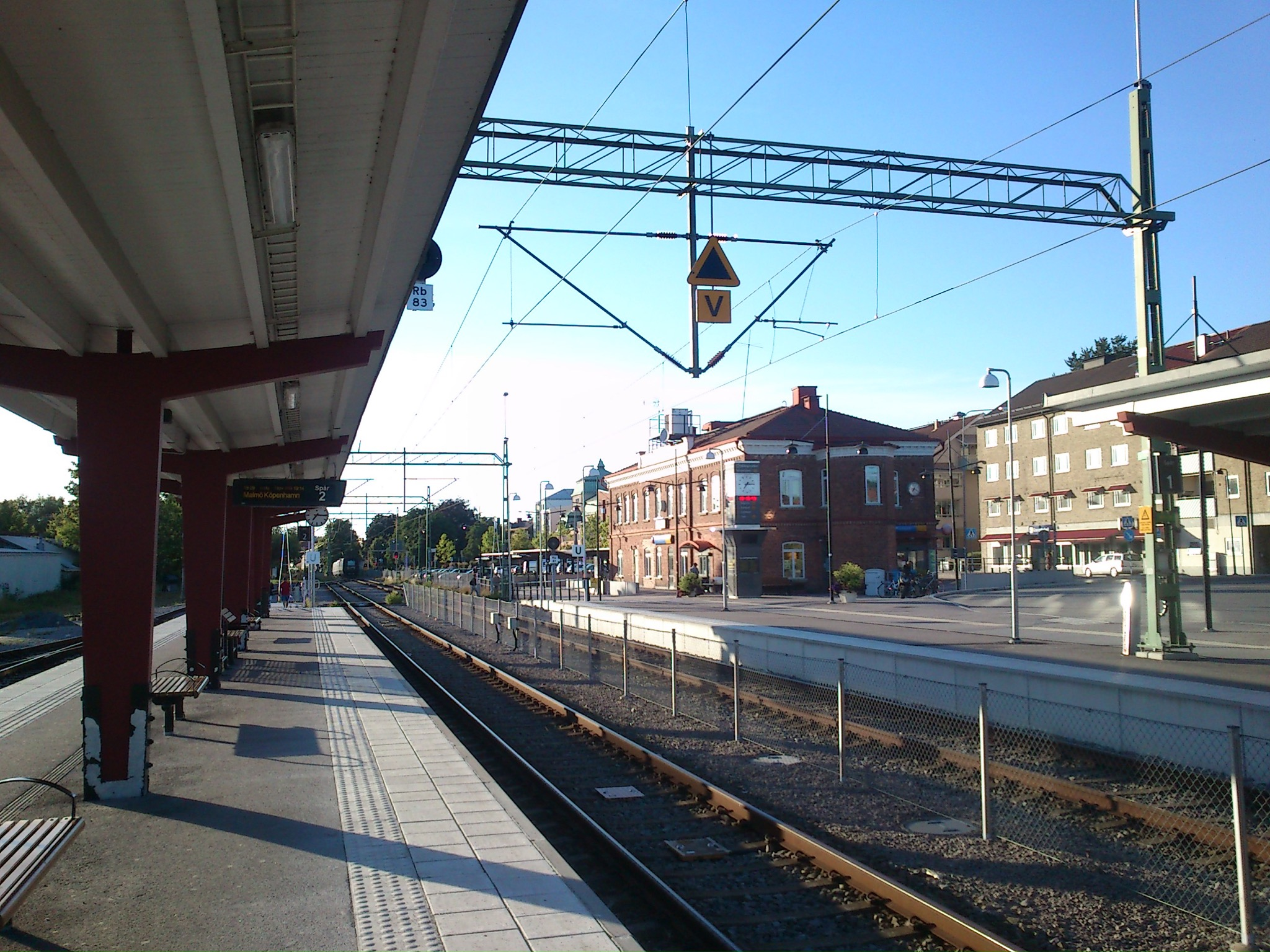 Ronneby station