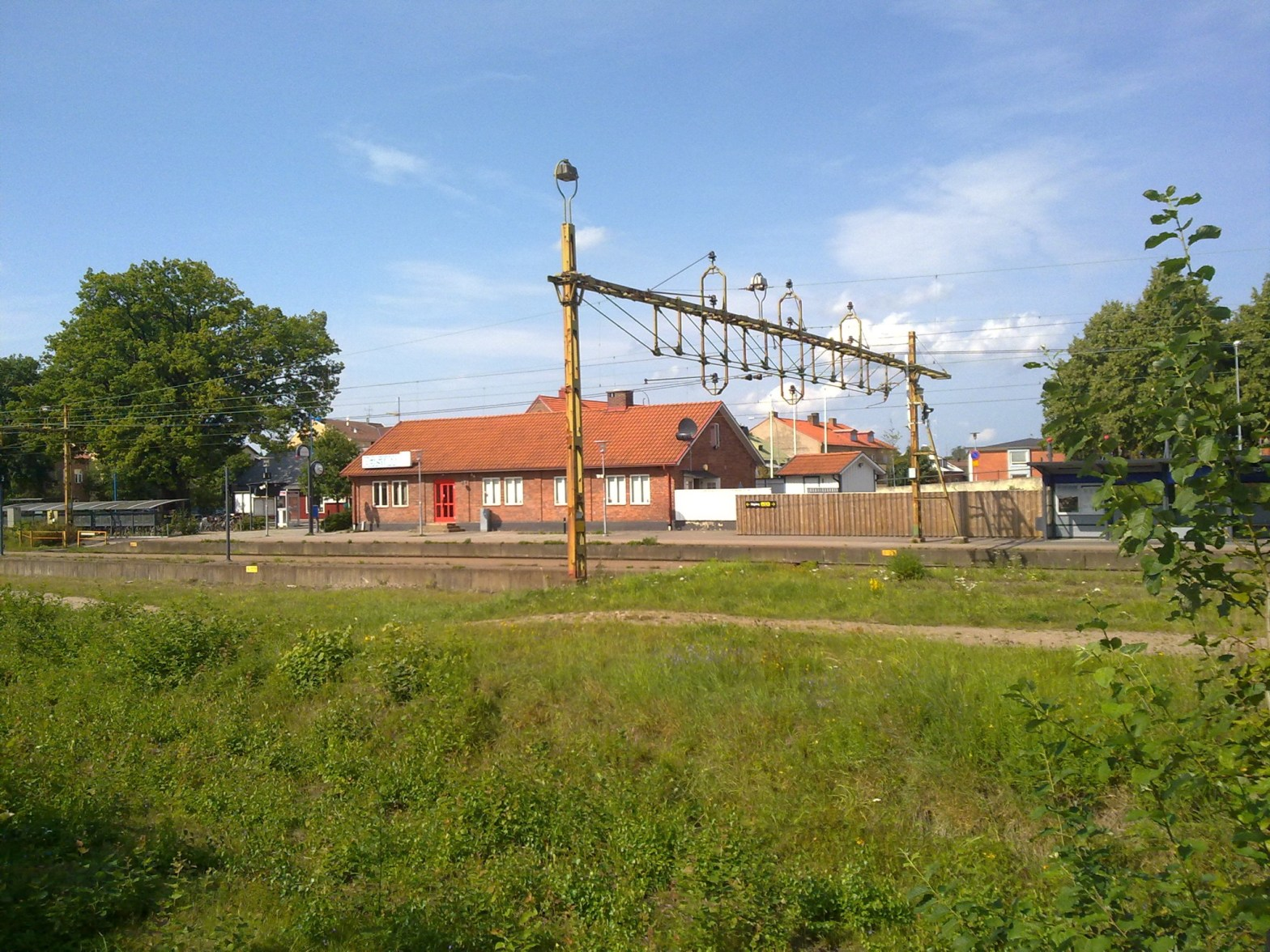 Perstorp station