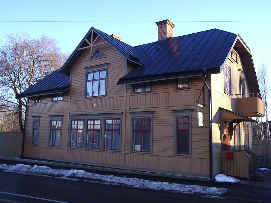 Norrköping Västra station | CC BY-SA 3.0, https://commons.wikimedia.org/w/index.php?curid=485838