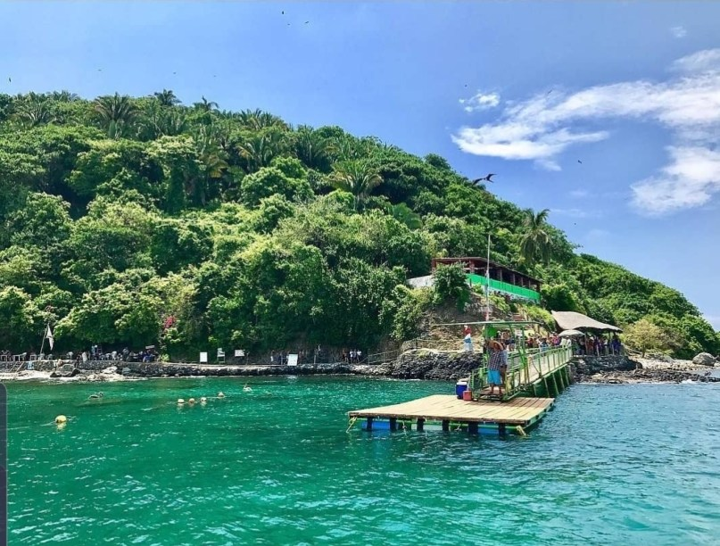 Tour isla del coral Nayarit