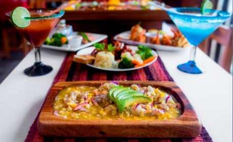 donde comer en guayabitos