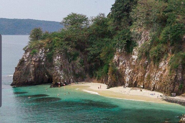 isla del coral en guayabitos