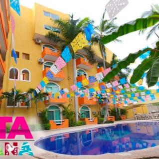 costa Mexican hotel