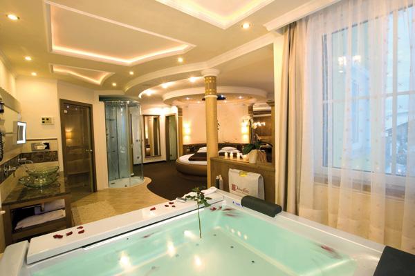Spa Hotel Dolce Avita a Andalo in Trentino Alto Adige