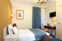 Paris Hotel Room