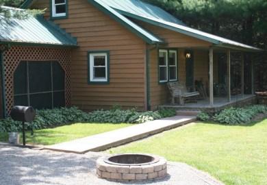 Cedar Cottage Hocking Hills Frontier Log Cabins