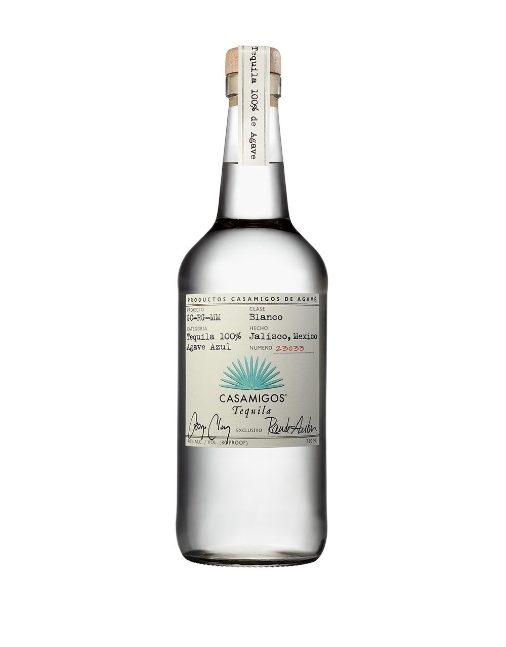 Casamigos Blanco 750ml  Buy Online or Send as a Gift  ReserveBar