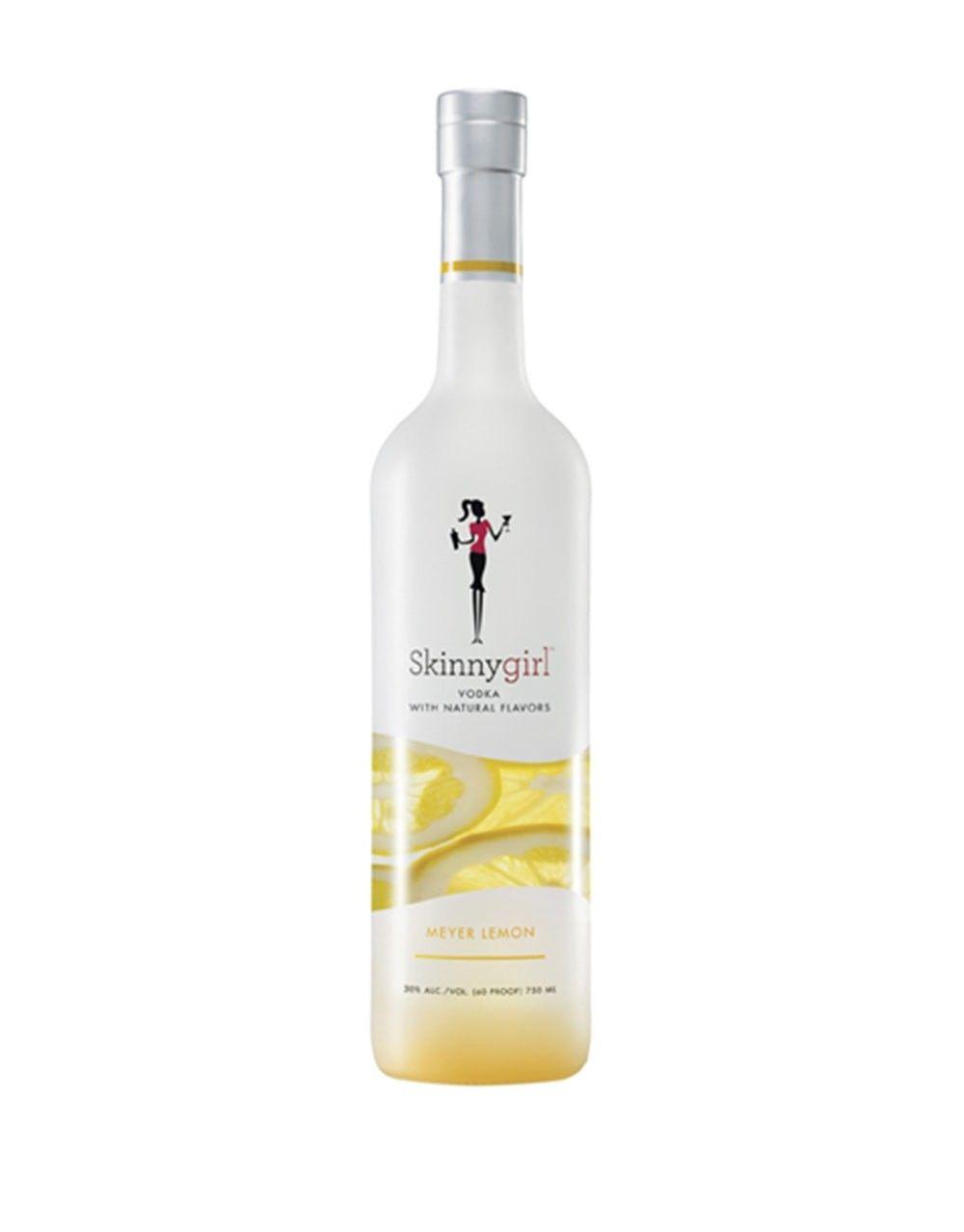 Skinnygirl Meyer Lemon Vodka  Buy Online or Send as a