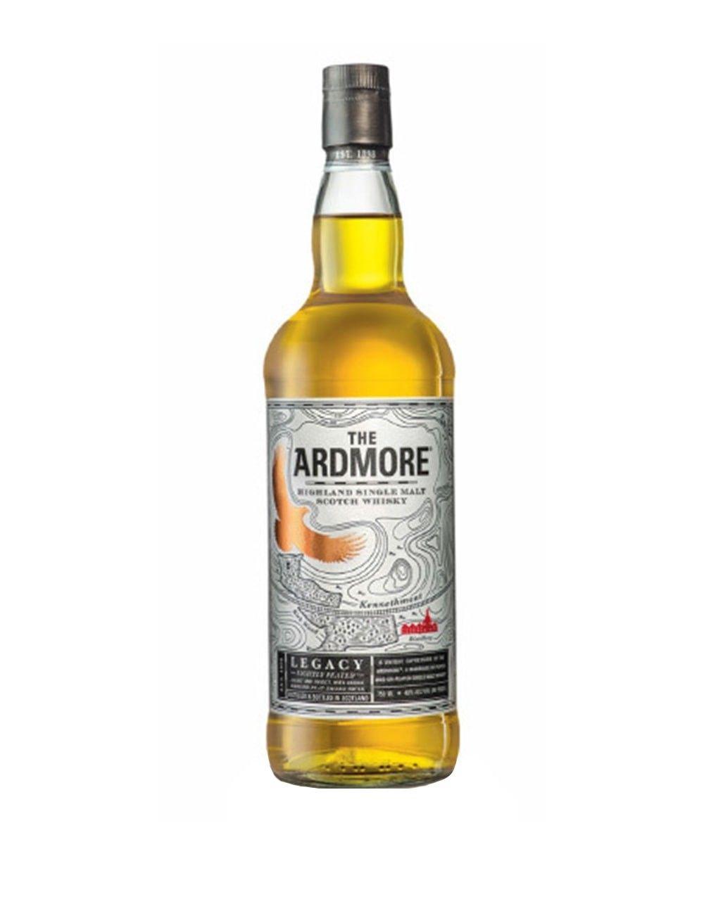 The Ardmore Legacy Highland Single Malt Scotch Whisky