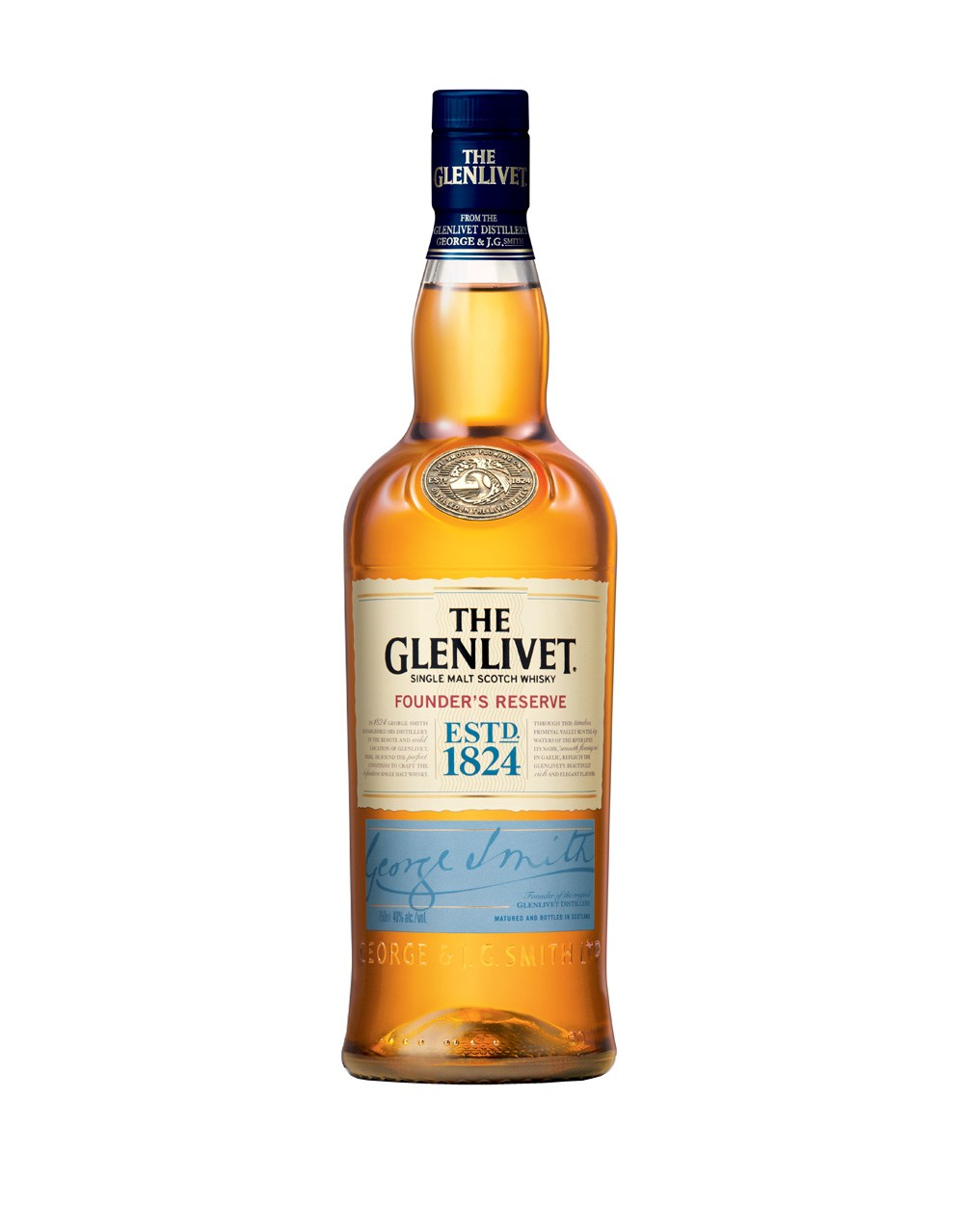 The Glenlivet Founders Reserve Scotch Whisky  Buy Online