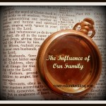 Setting The Moral Compass - Family