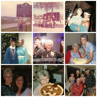 grammie Collage