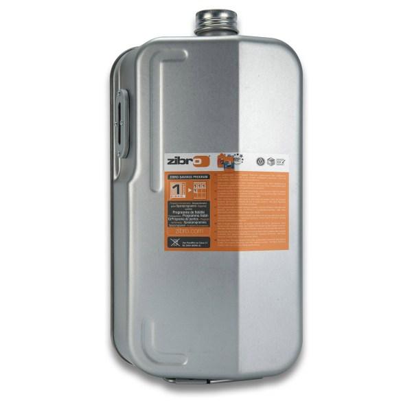 Zibro Brændstoftank E-0
