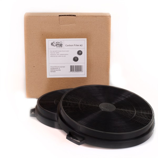 Teclime Carbon Filter #2-0