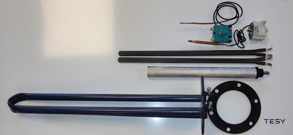 Anticalc 30L - 150L + Emalje Flange-0