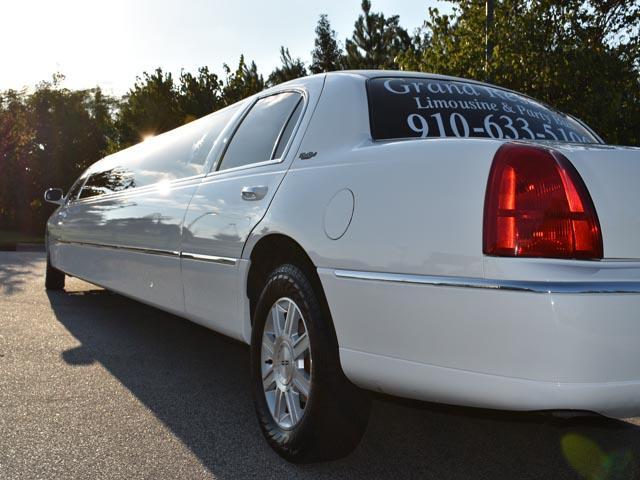 Limousine Company Sanford NC