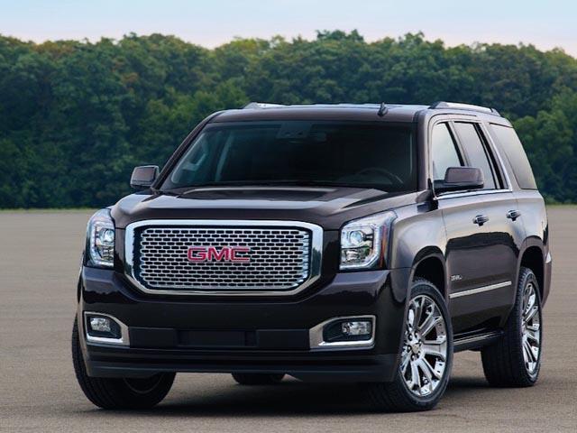 Luxury SUV Rental Raleigh NC