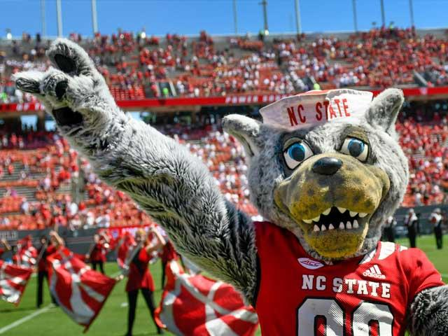 NC State Athletics Raleigh