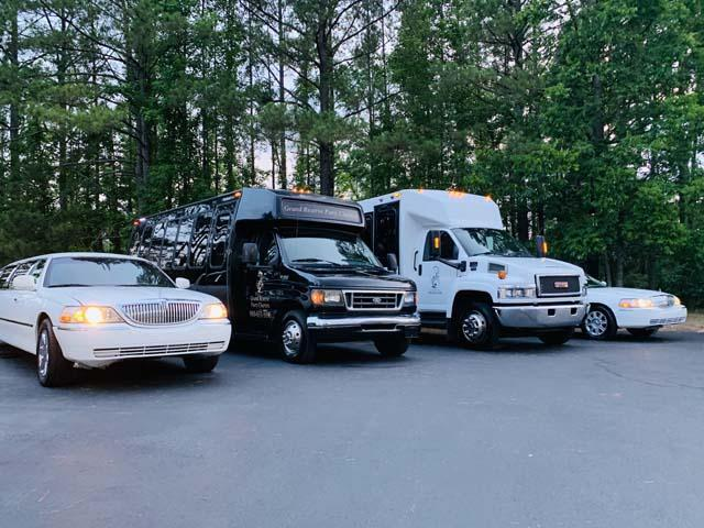 Greensboro NC limo fleet
