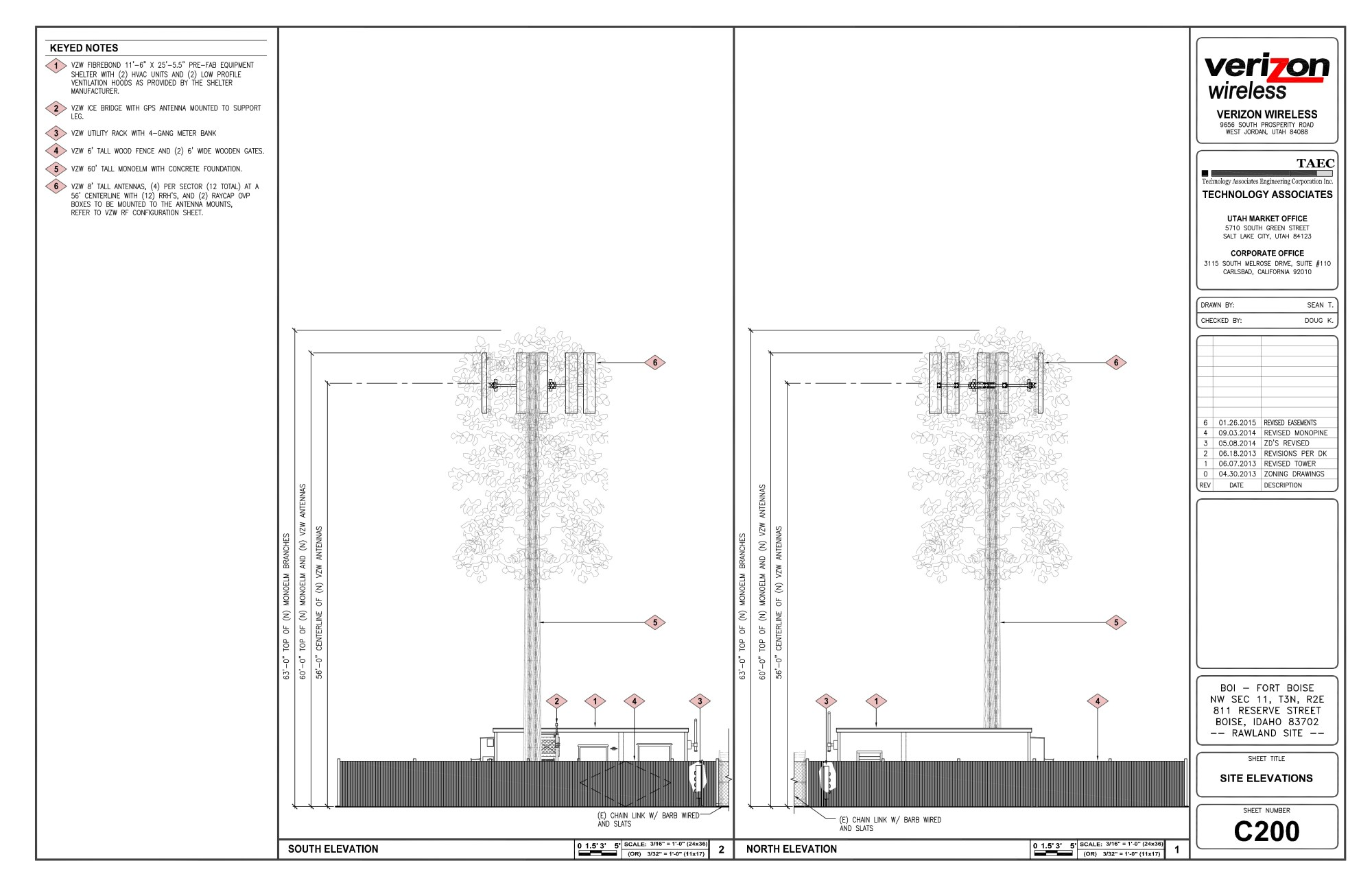 hight resolution of dwg site elevations dwg dwg monoelm image