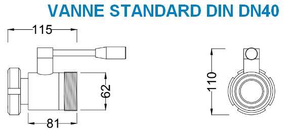vanne-DIN-DN40-standard