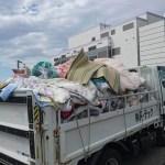 粗大ごみの回収イメージ画像