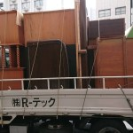大型家具の回収処分