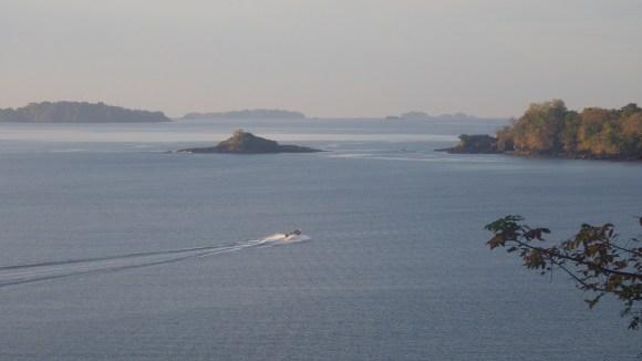 Isla Boca Brava view