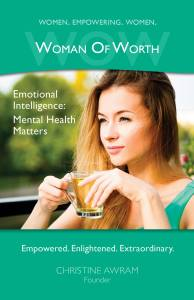 Kim Mowatt was a co-author of the #1 Bestselling book Emotional Intelligence:Mental Health Matters. The book was a charity for the Canadian Mental Health Association