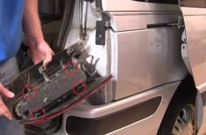 Service manual [2005 Chevrolet Venture Fan Window Removal