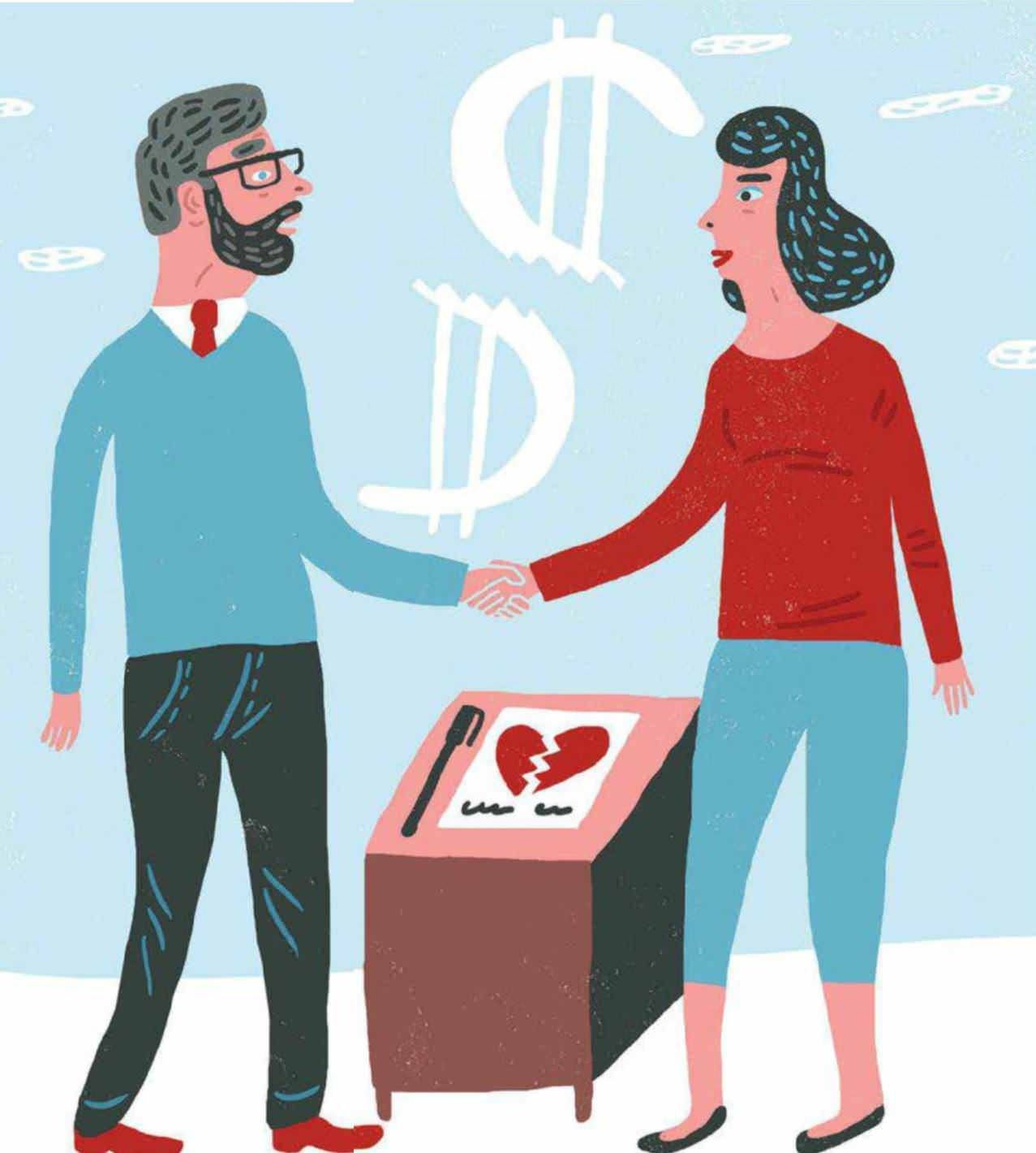 A Money Smart Divorce