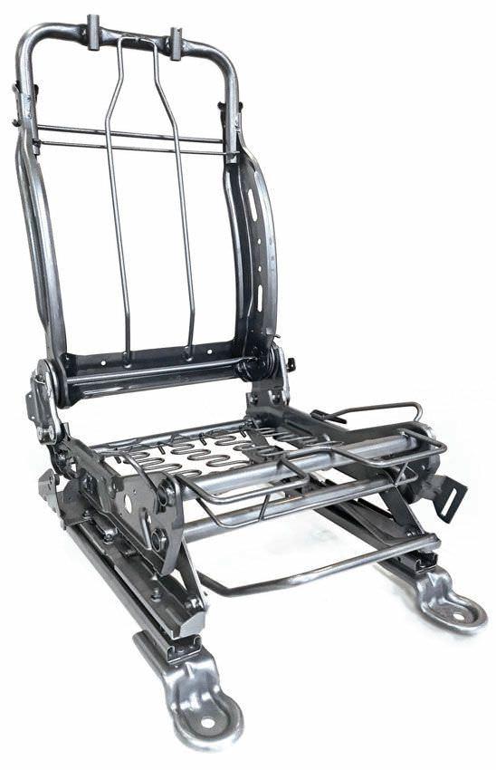 Magna Develops New Lightweight, Modular Seat Structure