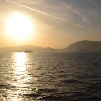 Shopping lists, shipping lists, and imagining the Aegean Sea
