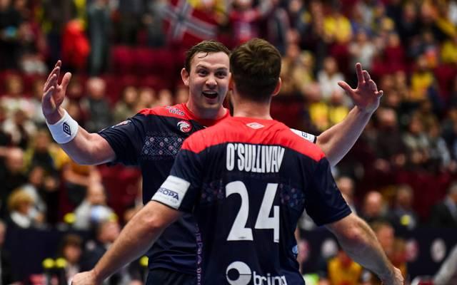 handball em halbfinale mit norwegen