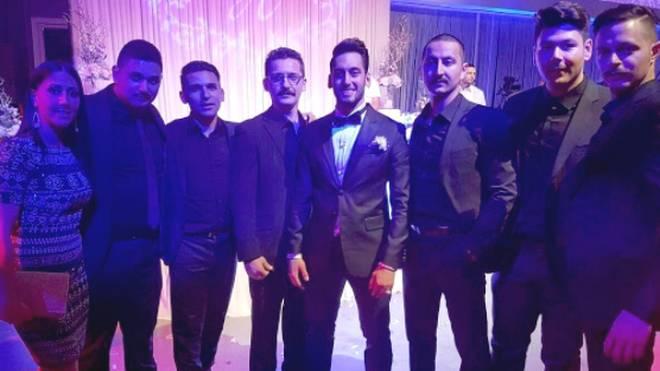 Hakan Calhanoglu fhrt Volkstanz auf seiner Hochzeit auf