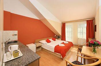 Hotel Residence Tabor Prague Book 3 Star Accommodation