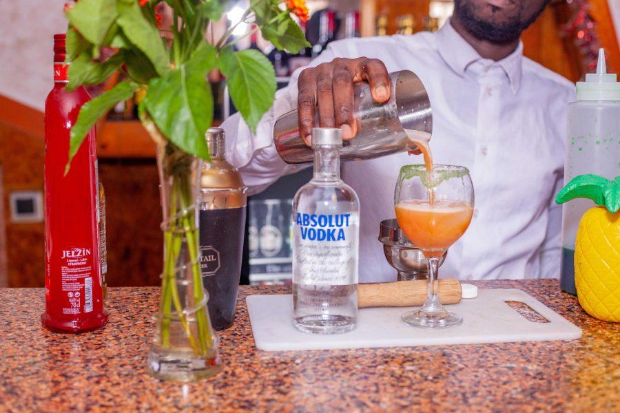 Le bar de la Résidence
