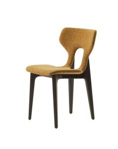 Chaise CIRCA, design Cédric Ragot, à partir de 450 € - piétement en hêtre
