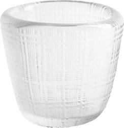 DADRI 6,50€ Photophore en verre soufflé bouche D.6 x H.6 cm 801187 - 801188 - 801189