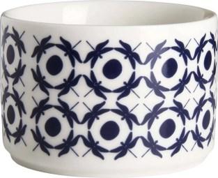 DRAGONFLY 7,80€ Set de 2 tasses en porcelaine D.7 x H.4,8 cm 801784