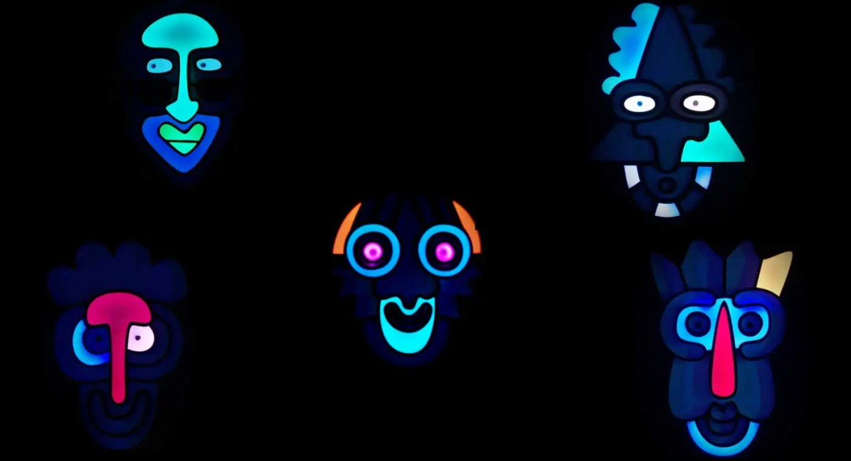 Masques-intérieurs-de-La-Hutte©Masomenos