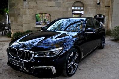 BMW Série 7 Foch Automobile Avignon