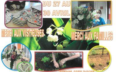 LES RACONT'AGES DU PARC – SEMAINE DU 26 AU 30 AVRIL 2020
