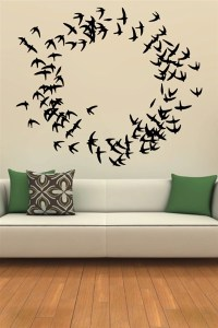 61 Popular Wall Decals Inspired By Mother Nature