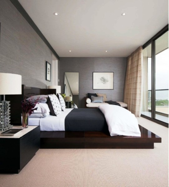 modern bed design bedroom 100 Master Bedroom Ideas Will Make You Feel Rich