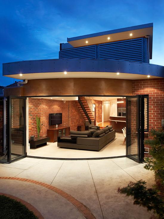 modern living room decor pics small tv fireplace 80 ideas for contemporary designs
