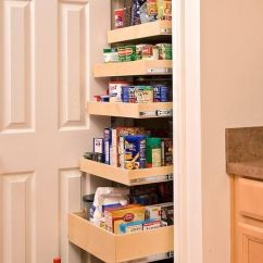 Kitchen Pantry Ideas Retro Lighting 4 That Safely Store Your Spices 2 The Pull Out Drawer In