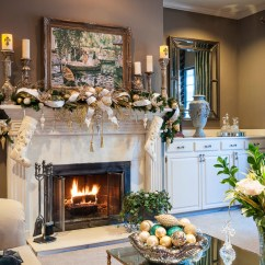 Decorate Small Living Room For Christmas Shelf Unit Decorations Ideas Pictures And