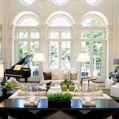 Living Room Pictures Black And White Cindy Crawford Furniture Interior Design Ideas